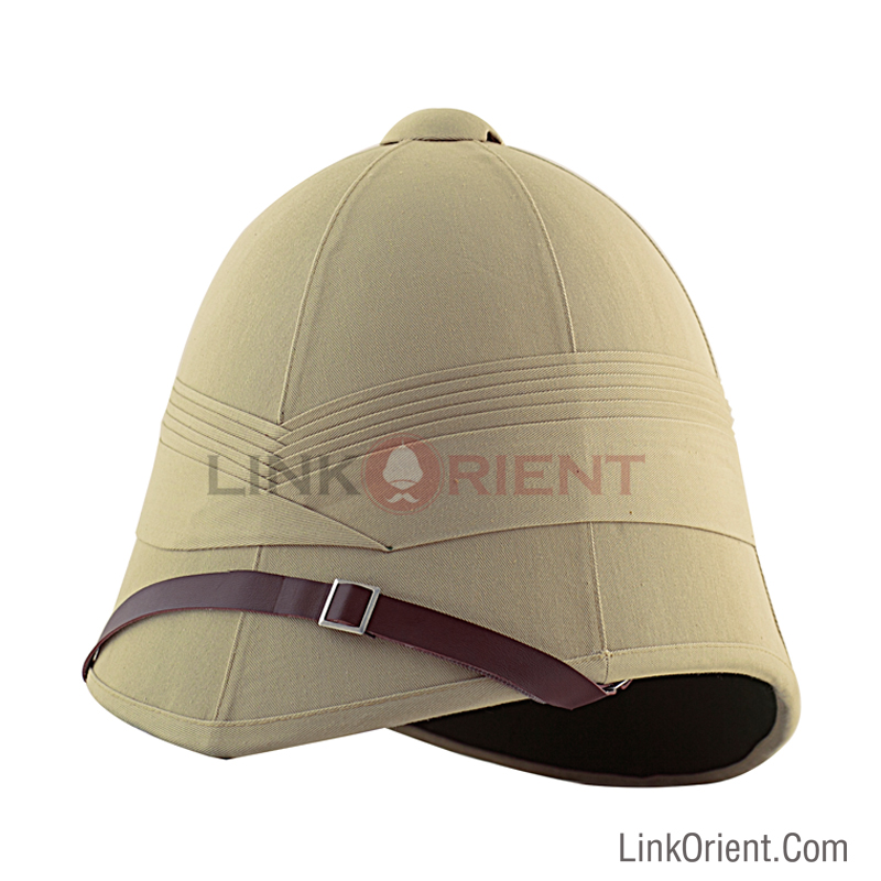 b2a61a56503cf Kitchener Pattern Pith Helmet - BFSPH-001 - Link Orient