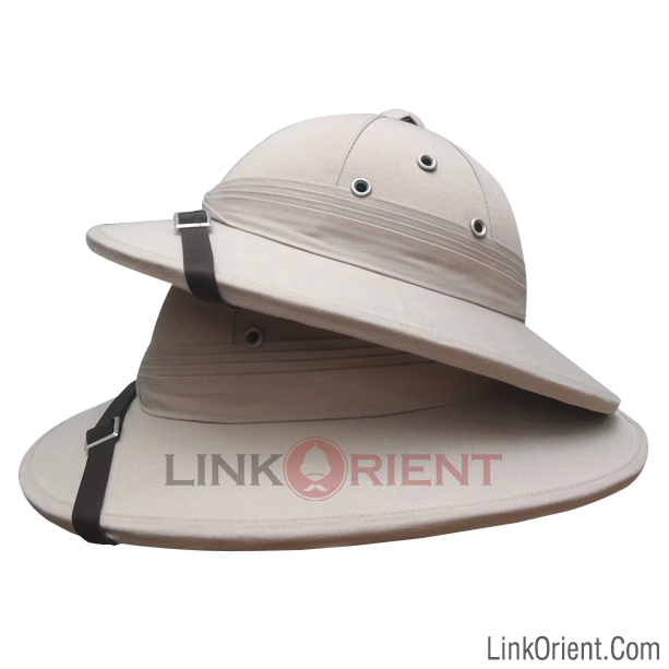 6bebfb7c Pith Helmet In French